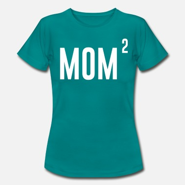 Mom of 2 - Women's T-Shirt