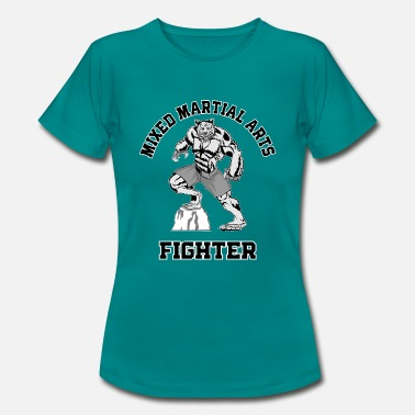 Mma Fighter MMA Fighter - Women's T-Shirt