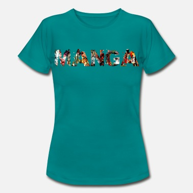 Japanimation Manga - Frauen T-Shirt