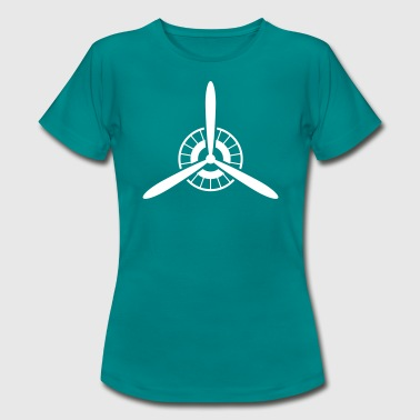 Wind Turbine - Women's T-Shirt