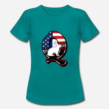 Super Q Q France - Women's T-Shirt