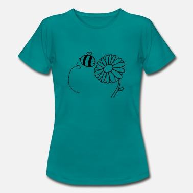 Pollen Animal Pet Animal Motif Gift Idea Animal Shirt - Women's T-Shirt