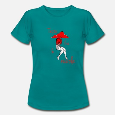 Head In The Clouds Head in the clouds - Women's T-Shirt