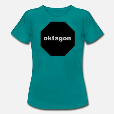 Octagon octagon - Women's T-Shirt