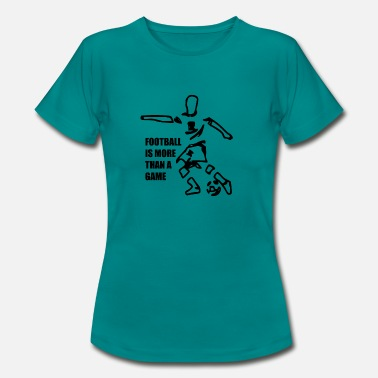 Match De Football Match de football - T-shirt Femme