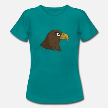 Eagle Head eagle head - Women's T-Shirt