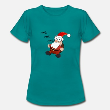 Clause Santa Clause - Women's T-Shirt