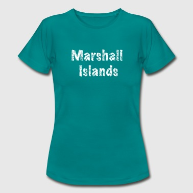 Marshall Islands - Frauen T-Shirt