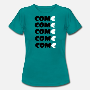 Singapore Thailand come come t-shirt as a gift for cool people - Women's T-Shirt