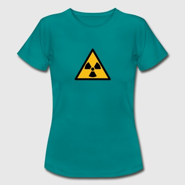 radiation - Women's T-Shirt