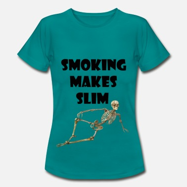 Smoking smoking - T-shirt dam