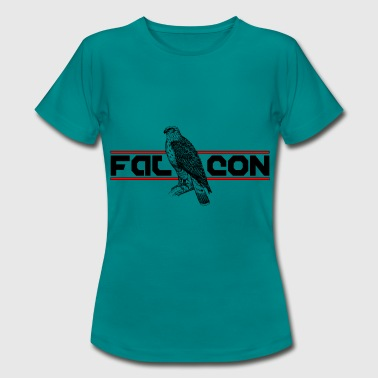 Falcon by Claudia-Moda - Vrouwen T-shirt