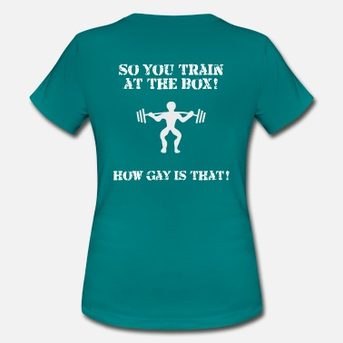 Gay Box Gay Box - Women's T-Shirt
