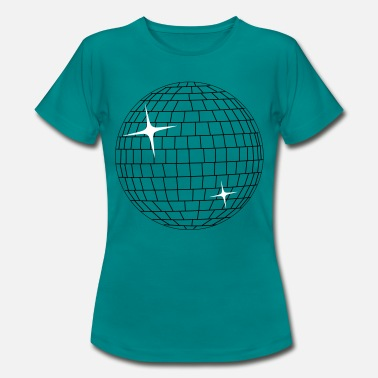Disco Ball Disco ball - Women's T-Shirt