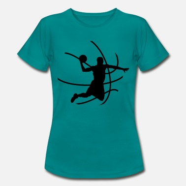 Basketball 1 - Frauen T-Shirt