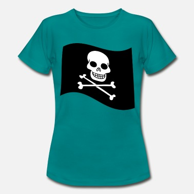 Drapeau Pirate Drapeau pirate - T-shirt Femme