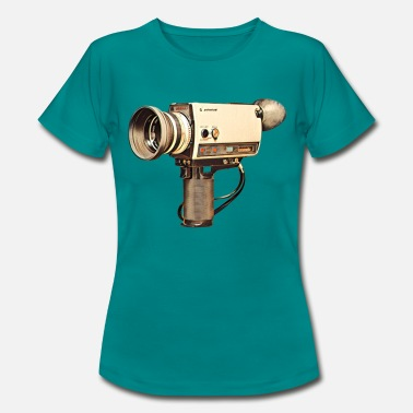 Retro cam - Women's T-Shirt