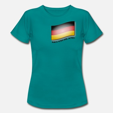 Germany Flag Germany flag - Germany flag - Women's T-Shirt