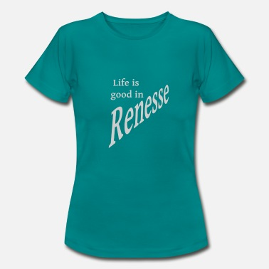 Renesse - T-shirt dame
