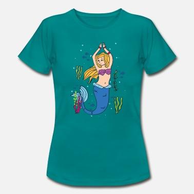 suchbegriff: 'meerjungfrau kostüm' t-shirts online bestellen | spreadshirt