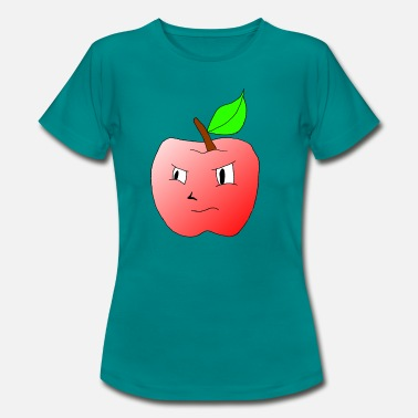 Grim Grim apple - Women's T-Shirt