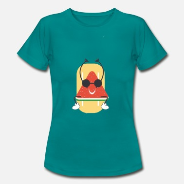 Us Open Watermelon - Women's T-Shirt