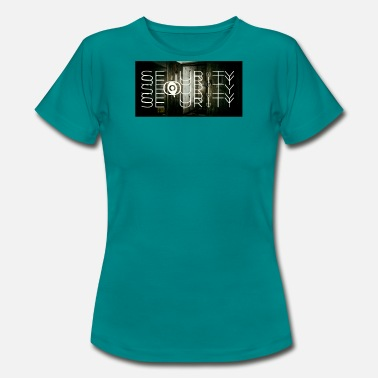 Tommy Robinson Q Anon Save The Plan Trump Security Shirt - Women's T-Shirt