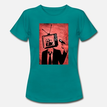 Surrealism surreal TV - Women's T-Shirt