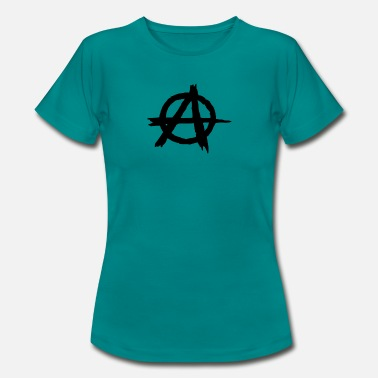 Anarchismus Anarchismus - Frauen T-Shirt