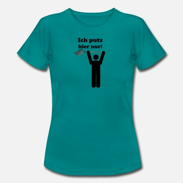 Bestill Renslighet T skjorter på nett | Spreadshirt
