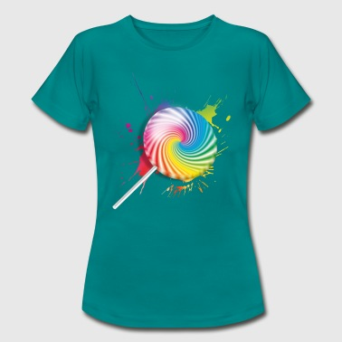 Lollipop - Frauen T-Shirt