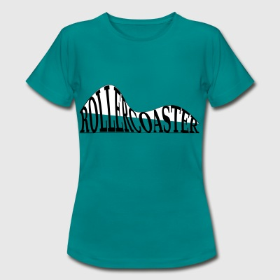 envelope_coaster - Frauen T-Shirt
