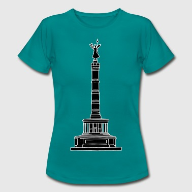 Berlin Victory Column 2 - Women's T-Shirt