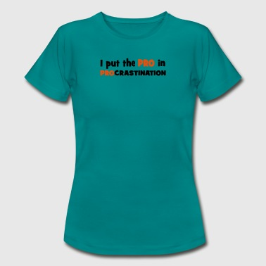 6061912 130259722 lazy - Women's T-Shirt