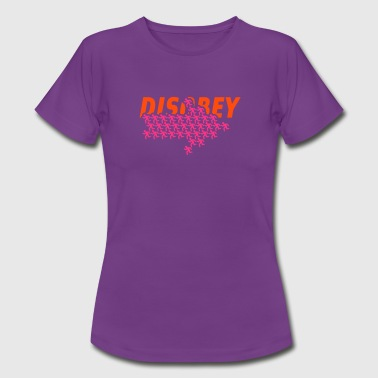 DISOBEY ! - T-shirt Femme
