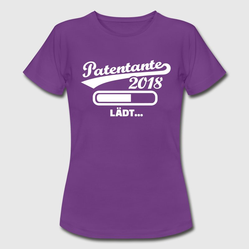 Patentante 2018 - Frauen T-Shirt