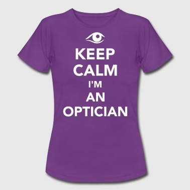 Optiker - Frauen T-Shirt