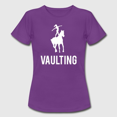 Vaulting - Frauen T-Shirt