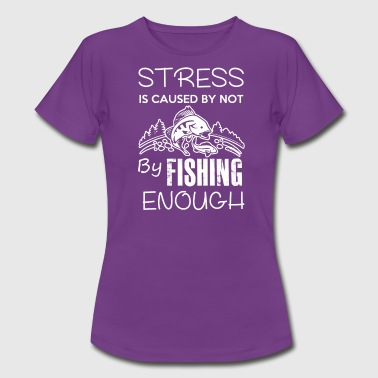 Go fishing - Women's T-Shirt