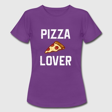Pizza Lover - T-skjorte for kvinner