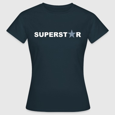 Superstar Superstar - Vrouwen T-shirt
