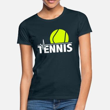 Tennis Tennisbal Pulse Tennis tennisbal Pulse - Vrouwen T-shirt