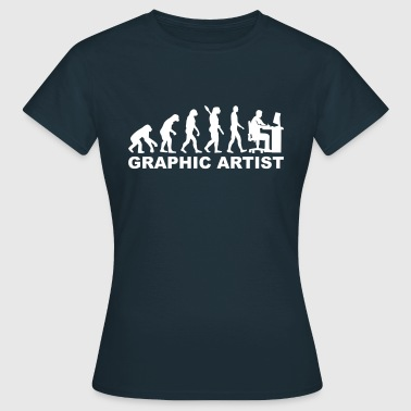 Grafiker - Frauen T-Shirt