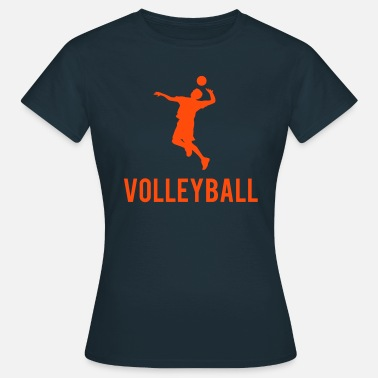 Volleyball Volleyball - Women's T-Shirt