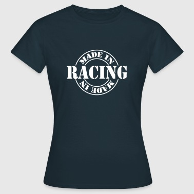 made_in_racing_m1 - Camiseta mujer