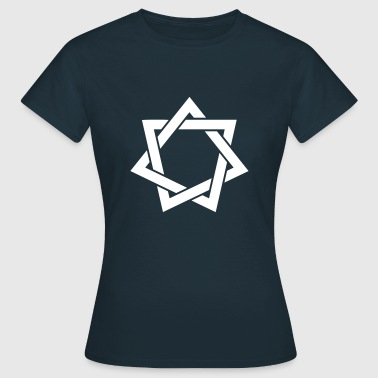 Heptagram - Women's T-Shirt
