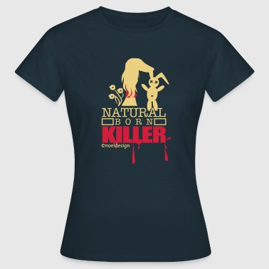 Natural born Saluki - Women's T-Shirt