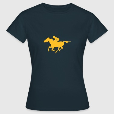 Galopper - Frauen T-Shirt