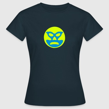 Face Mask Wrestling - Vrouwen T-shirt