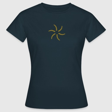 Body Combat ELEXEMI - power of infinite freedom / boundlessness, vector, c, Antares Symbol System,  - T-shirt Femme